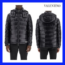 VIP価格【VALENTINO】VLTN TAG DOWN JACKET 関税込