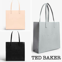 TED BAKER(テッドベーカー) トートバッグ 【送関込・国内発送】Ted Baker★ アイコントートバッグ