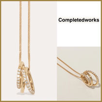 【Completedworks】注目ジュエリー☆ White Topaz ネックレス