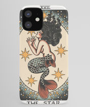 *Society 6*   The star  iPhone ケース