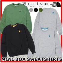 ★新作/人気★THE NORTH FACE★MINI BOX SWEATSHIRT.S★