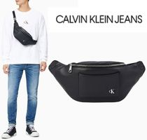 Calvin Klein Jeans CKJ SMOOTH PLAQUE UTILITY STREET PACK