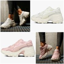 PUMA|PULSAR WEDGE TONAL WN'S 厚底スニーカー