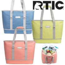 【RTIC】Insulated Tote Bag 断熱トートバッグ 買い物/キャンプ