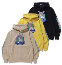 XLARGE collaboration with #FR2 FR2 Hoodie パーカー
