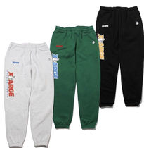 XLARGE Fucking rabbits #FR2 FR2 Sweat Pants スウェットパンツ