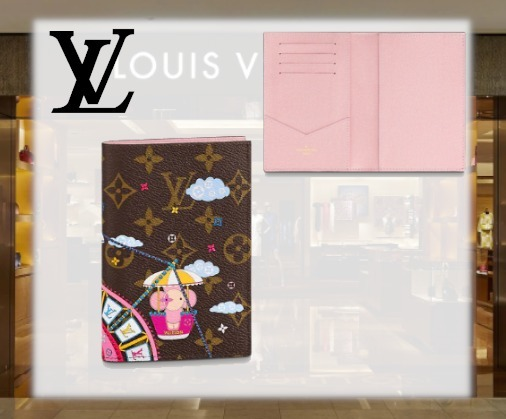 Louis Vuitton クーヴェルテュールパスポール NM (Louis Vuitton/財布・小物その他) M69746