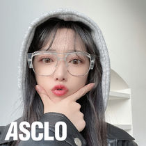 ASCLO(エジュクロ) メガネ ASCLO Exclusive Glasses (2color)