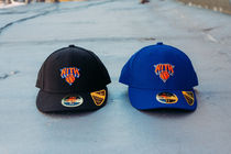 Kith & Nike for Knicks and New Era Low Crown Fitted Cap