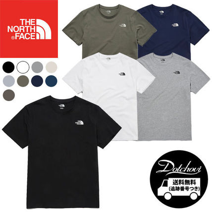THE NORTH FACE Tシャツ・カットソー THE NORTH FACE TNF BASIC COTTON S/S R/TEE MU1860 追跡付
