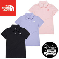 THE NORTH FACE W'S CMX PRIME S/S POLO MU1863 追跡付