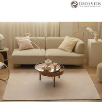 DECO VIEW(デコヴュー)★Easy Care Water Repellent Rug-150X100
