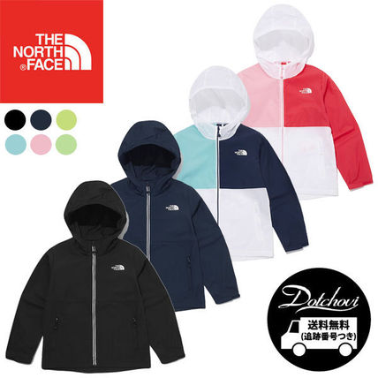 THE NORTH FACE キッズアウター THE NORTH FACE K'S COMPACT AIRY EX JACKET MU1867 追跡付