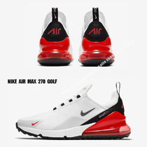 NIKE★AIR MAX 270 GOLF★兼用★WHITE/NEUTRAL GREY/BLACK
