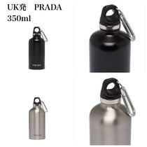 UK発 PRADA Stainless steel water bottle 350ml
