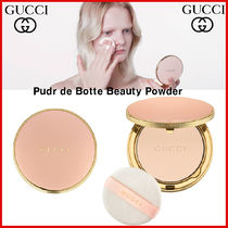 GUCCI(グッチ) フェイスパウダー [GUCCI]PUDR de BOTTE BEAUTY POWDER★コンパクトパウダー★人気