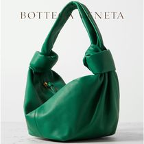 BOTTEGA VENETA(ボッテガヴェネタ) ハンドバッグ ∞∞ BOTTEGA VENETA ∞∞ Jodie mini knotted バッグ☆Green