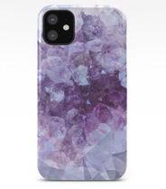 *Society 6* Crystal  iPhone ケース