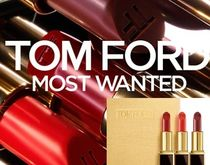 ★tom ford★Most Wanted 3 ClutchSize Lip 3本セット★限定商品