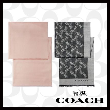 【COACH】スカーフ Horse And Carriage Wrap
