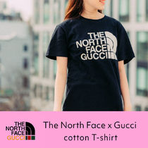 THE NORTH FACE x GUCCI コラボロゴTシャツ