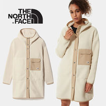 国内発送! THE NORTH FACE  W FLC MASHUP COAT NF0A4R3TU41