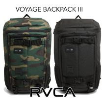 [RVCA] VOYAGE BACKPACK III バックパック ルーカ 30L
