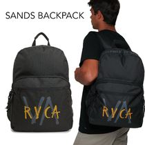 [RVCA] SAND BACKPACK バックパック ルーカ