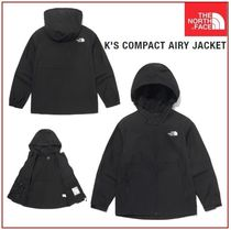 [THE NORTH FACE] K'S COMPACT AIRY JACKET★大人気★