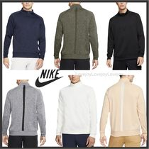 NIKE ◇ ゴルフ トップス Dri-FIT Player Men's 1/2-Zip