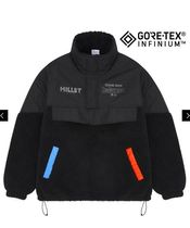 【MILLETCLASSIC】X BALANSA GORE-TEX FLEECE JACKET ★ATEEZ★