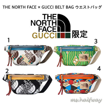 THE NORTH FACE × GUCCI BELT BAG ウエストバッグ