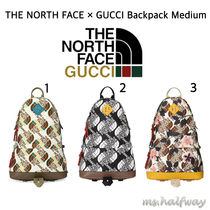 THE NORTH FACE × GUCCI Backpack Medium