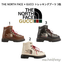 THE NORTH FACE × GUCCI トレッキングブーツ 3色
