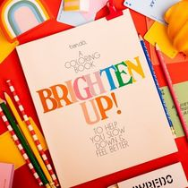 [BAN.DO] BRIGHTEN UP Coloring Book_84 Page