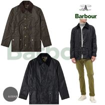 ■BARBOUR(バフアー)ASHBY WAX JACKET/2色(Olive・Navy)♪