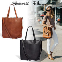 ロンハーマン取扱 Madewell◆The Medium Transport Tote