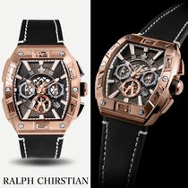 【送料無料】THE INTREPID CHRONOGRAPHシリーズ RALPH CHRISTIAN