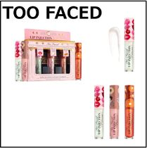 【TOO FACED】Lip Injection Extreme Plump & Tasty Trio Set