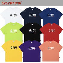★2020SS新作★5252 by oioi★2020 SIGNATURE T-SHIRTS_9色