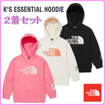 【THE NORTH FACE】K'S ESSENTIAL HOODIE〜2着セット〜