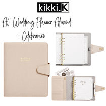 【kikki.K】A5 WEDDING PLANNER ALMOND: CELEBRATION 結婚式