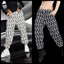 ASYOU oversized joggers