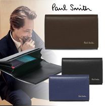 【Paul Smith】so cool!シティエンボス 名刺入れ
