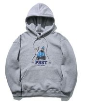 【PERSTEP】Gold and Silver Hoodie フードトレーナー(4color)