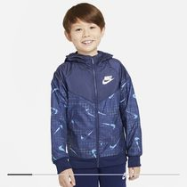 《☆超人気☆》NIKE kids☆NSW Windrunner☆DA0758-492☆Navy