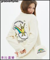 【GROOVE RHYME】◆9TH FUNNY DREAM SWEAT SHIRTS◆