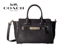 【COACH コーチ】Swagger 27  女性トートバッグ