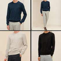 【HERMES】21SS THE DANCE OF THE HORSESラウンドネックセーター