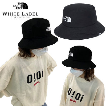 THE NORTH FACE ハット ★THE NORTH FACE★送料込み★韓国 COTTON BUCKET HAT NE3HM03